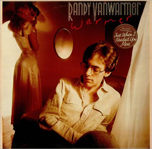 Randy Vanwarmer - Warmer -0