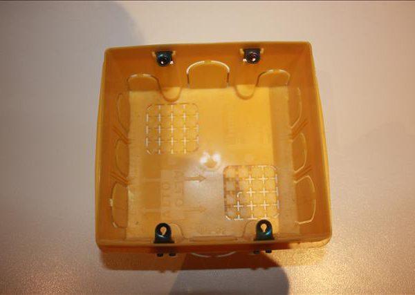 Bticino inbouwdoos 6 modules of voor luidspreker-0