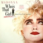 Madonna – Who's That Girl (Original Motion Picture Soundtrack)-0