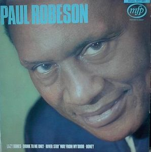 Paul Robeson ‎– Paul Robeson-0