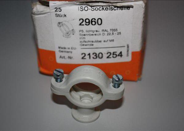 OBO Beugel voor buis 22,5-25 mm diameter PVC-0