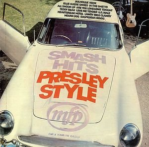 Unknown Artist – Smash Hits Presley Style-0