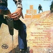 Geoff Love & His Orchestra ‎– Big Western Movie Themes-0