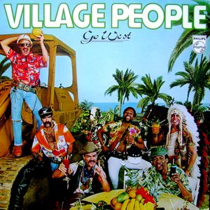 Village People ‎– Go West-0