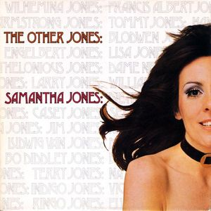Samantha Jones ‎– The Other Jones-0