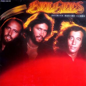 Bee Gees ‎– Spirits Having Flown-0
