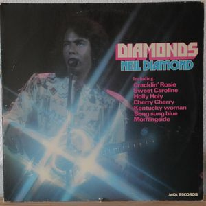 Neil Diamond – Diamonds 2xLP-0