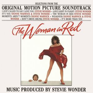 Various ‎– The Woman In Red-0