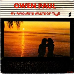 Owen Paul – My Favourite Waste Of Time-0