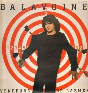 Balavoine – Vendeurs De Larmes Lp + Maxi-0