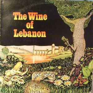 Achor ‎– The Wine Of Lebanon-0
