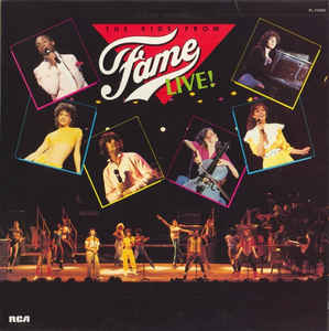 Kids From Fame, The – Live!-0