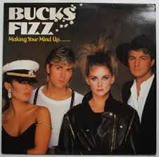 Bucks Fizz ‎– Making Your Mind Up.....-0
