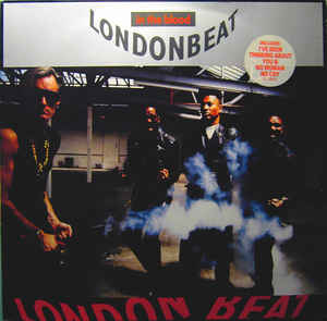 Londonbeat ‎– In The Blood-0