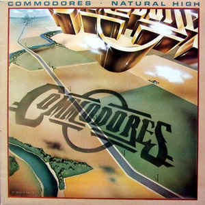 Commodores – Natural High-0