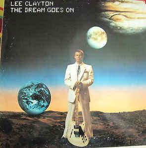 Lee Clayton ‎– The Dream Goes On-0