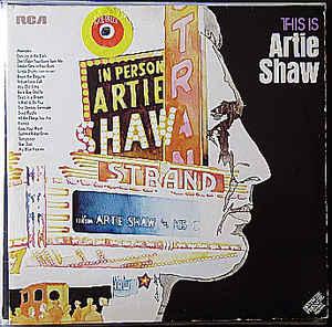 Artie Shaw – This Is Artie Shaw 2xLP-0