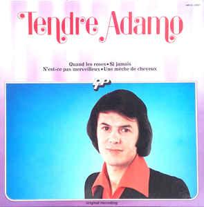 Adamo – Tendre Adamo-0