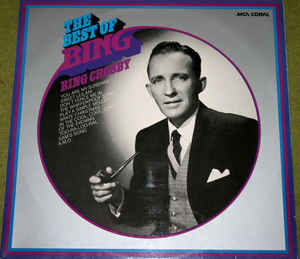 Bing Crosby ‎– The Best Of Bing 2xLP-0
