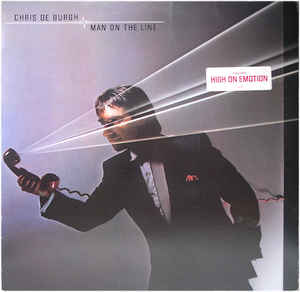 Chris de Burgh ‎– Man On The Line-0