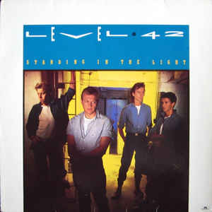 Level 42 ‎– Standing In The Light-0