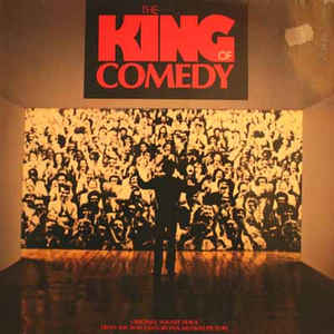 Various – The King Of Comedy-0