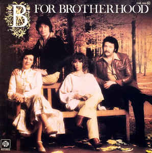 Brotherhood Of Man – B For Brotherhood-0