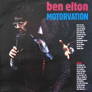 Ben Elton – Motorvation-0