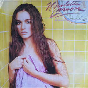 Nicolette Larson ‎– All Dressed Up And No Place To Go-0