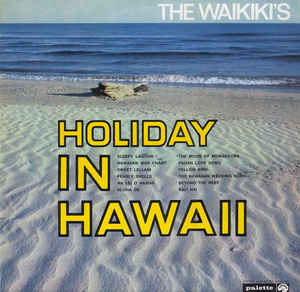 Waikiki's, The ‎– Holiday In Hawaii-0