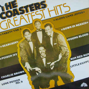 Coasters, The ‎– Greatest Hits-0