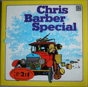Chris Barber ‎– Special 2xLP-0