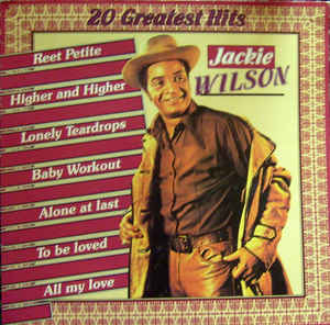Jackie Wilson – 20 Greatest Hits-0