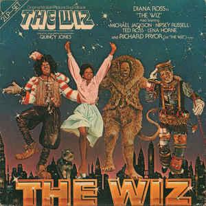 Various – The Wiz 2xLP-0