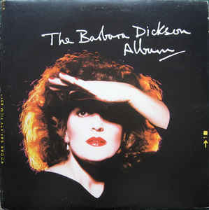 Barbara Dickson ‎– The Barbara Dickson Album-0
