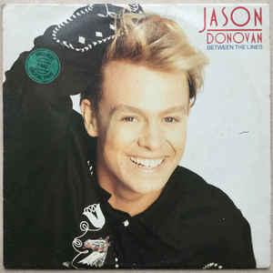 Jason Donovan – Between The Lines-0