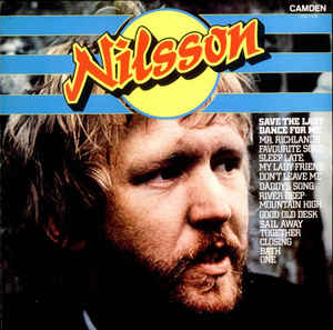 Nilsson ‎– Save The Last Dance For Me-0