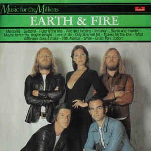 Earth & Fire – Earth & Fire-0