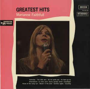 Marianne Faithfull – Greatest Hits-0