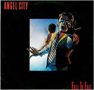 Angel City ‎– Face To Face-0