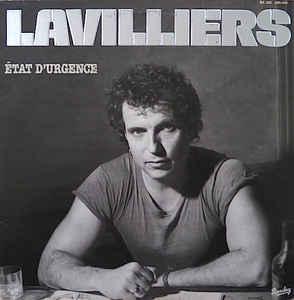 Bernard Lavilliers – État D'Urgence-0