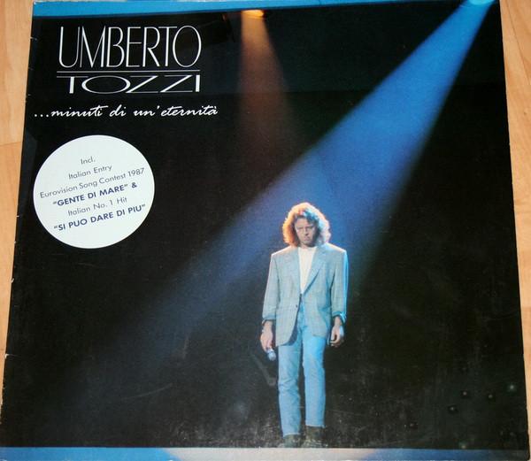 Umberto Tozzi – Minuti Di Un'Eternita -0