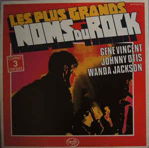 Various – Les plus grands noms du rock 3LP Box-0