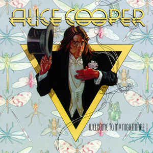 Alice Cooper ‎– Welcome To My Nightmare -0