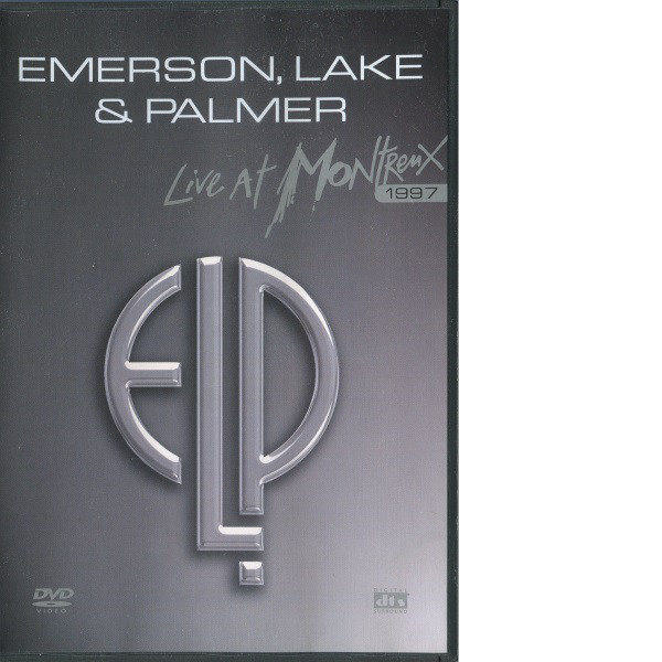 Emerson, Lake & Palmer ‎– Live At Montreux 1997 -0