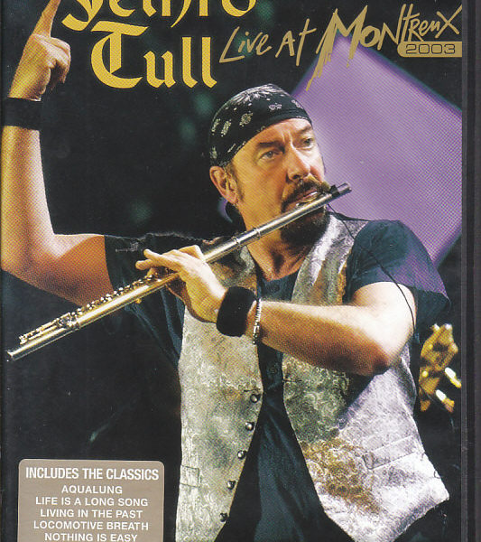 Jethro Tull – Live At Montreux 2003 -0