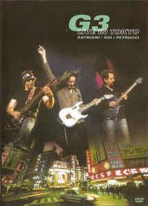 Satriani / Vai / Petrucci – G3 Live In Tokyo -0
