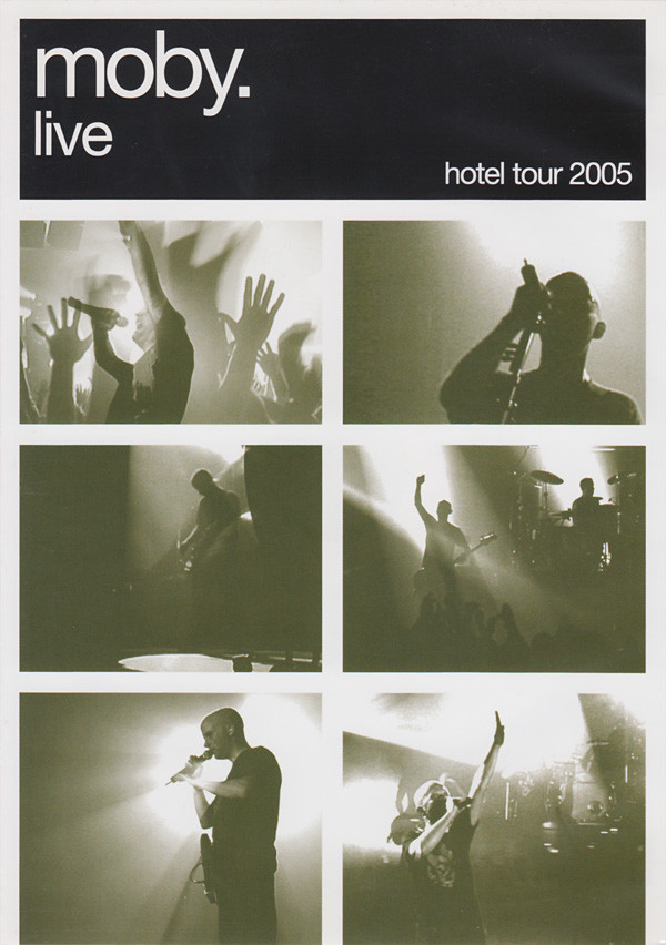 Moby – Live (Hotel Tour 2005) +CD-0