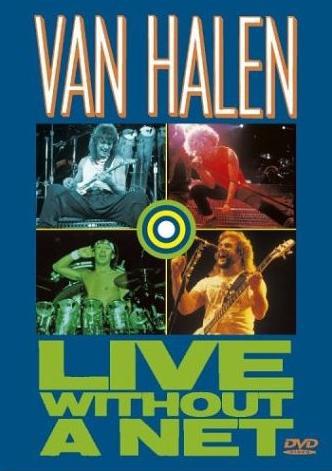 Van Halen – Live Without A Net -0