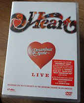 Heart ‎– Dreamboat Annie Live-0